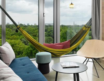 25hours hotel bikini berlijn duitsland. Black Bedroom Furniture Sets. Home Design Ideas