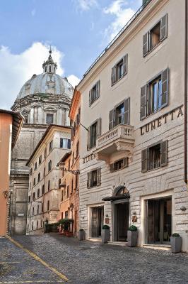 Hotel Lunetta Roma Booking