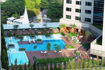 Public swimming pool in johor bahru