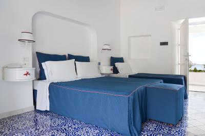 alberghi eolie Hotel La Terrazza