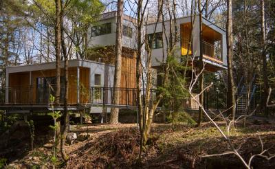 baumhaus lodge schrems austria. Black Bedroom Furniture Sets. Home Design Ideas