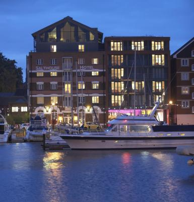 Top deals salthouse harbour hotel ipswich uk for Best boutique hotels east anglia