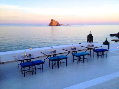 alberghi eolie Hotel Lisca Bianca