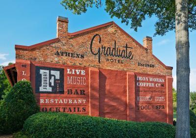 Foundry Park Inn And Spa Athens Ga