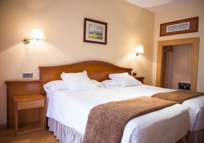 Los angeles hotel spa espa a granada - Hotel los angeles granada ...