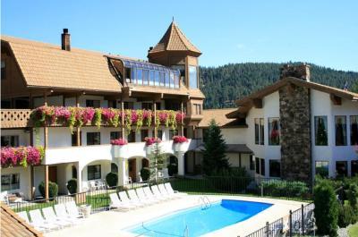 Enzian Inn Leavenworth Wa Booking Com