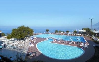 Hotel Villaggio Vacanze Torre Normanna - Altavilla Milicia