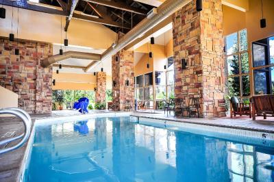 Cedar Breaks Lodge Brian Head Ut Booking Com
