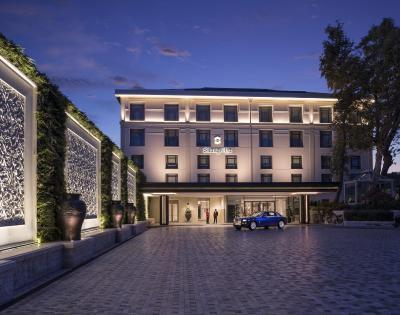 Shangri la bosphorus t rkei istanbul for Dekor hotel istanbul