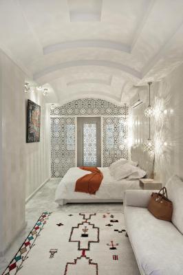 Riad goloboy marrakech morocco - Chambre style oriental ...
