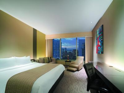Traders Hotel K. Lumpur, Kuala Lumpur, Malaysia - Booking.com