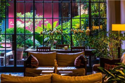 Hotel be jardin escondido argentina buenos aires for El jardin escondido