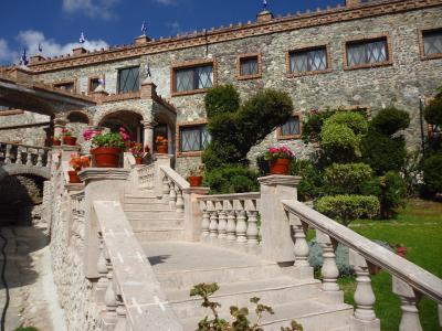 Hotel castillo santa cecilia guanajuato mexico - Hotel castillo de ayud ...