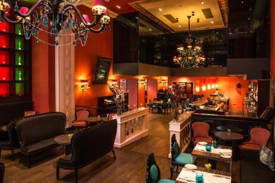 best deals for buddha bar hotel prague czech republic. Black Bedroom Furniture Sets. Home Design Ideas
