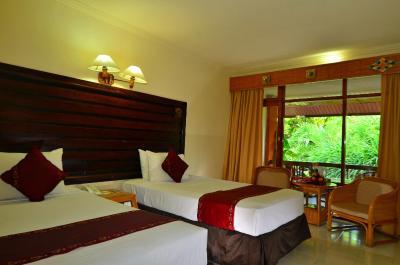Inna Sindhu Beach Hotel Sanur Indonesia Booking Com