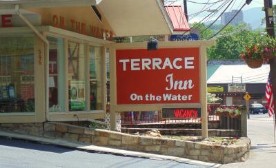 terrace inn on the water gatlinburg tn