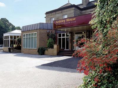 Ardsley House Hotel Barnsley Uk