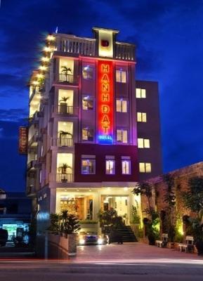 Khách Sạn Hạnh Đạt