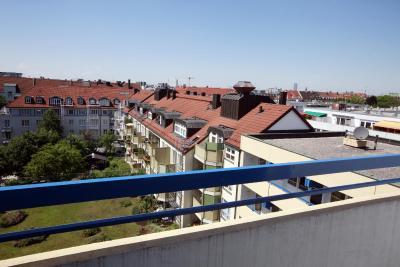 Hotel Donnersbergerbrucke Munchen