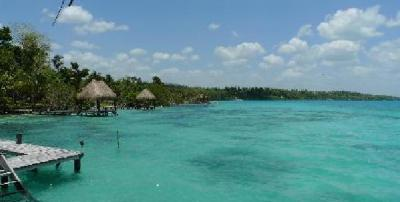 Top deals resort rom nticas k uch ka anil bacalar mexico for Villas bacalar
