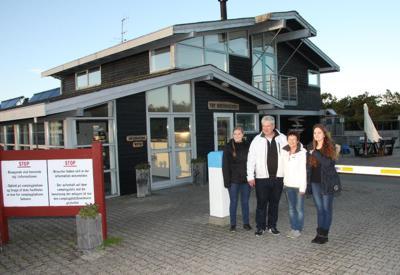 Campground Nystrup Klitmøller, Denmark - Booking.com