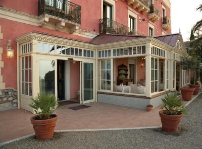 Hotel Villa Schuler - Taormina - Foto 14