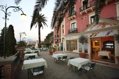 Hotel Villa Schuler - Taormina - Foto 10