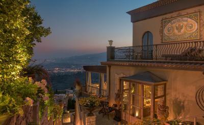 Hotel Villa Ducale - Taormina