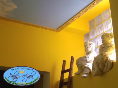 B&B Palazzo Ajala - Caltanissetta - Foto 28