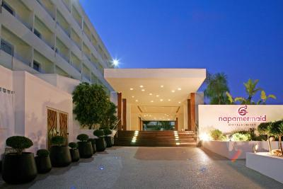 Napa mermaid design hotel ayia napa cyprus for Booking design hotel