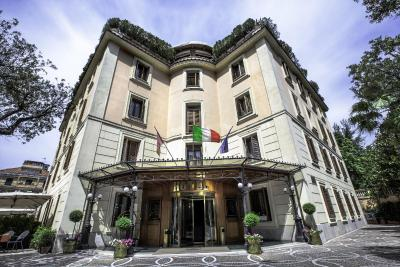 Grand Hotel Gianicolo Rome Italy Booking Com