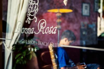 Hotel Donna Rosa - Sant'Alessio Siculo - Foto 2