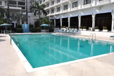 Pearl continental hotel lahore pakistan - Swimming pool in bahria town lahore ...