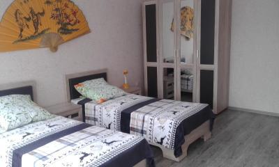 Apartments on Prosveshcheniya