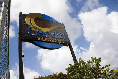 Cardiff Hotel & Spa (Jamaica/Runaway Bay, Caribbean ...  |Cardiff Runaway Bay Jamaica