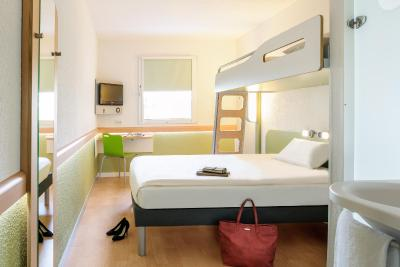Top deals hotel ibis budget frankfurt offenbach germany for Uni offenbach