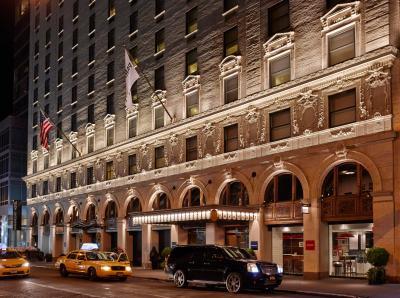 Paramount Hotel Manhattan New York