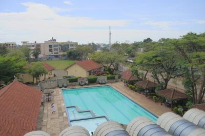 Jumuia Hotel Kisumu Kenya