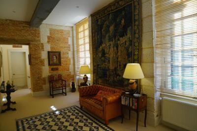 maison d 39 h tes chateau st maclou saint maclou france. Black Bedroom Furniture Sets. Home Design Ideas