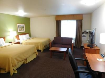 days inn and suites rochester mn. Black Bedroom Furniture Sets. Home Design Ideas