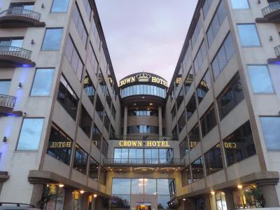 Crown casino hotel perth priser