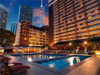 کوالالامپور - هتل کنکورد کوالالامپور