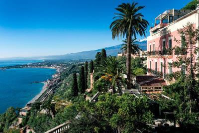 Hotel Villa Schuler - Taormina