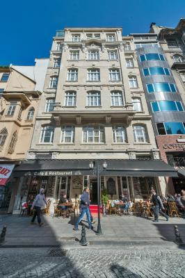 Alpek hotel istanbul including reviews for Alpek hotel