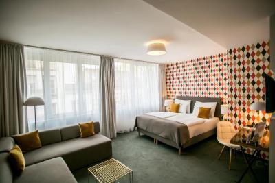 Roombach Hotel Budapest Center בודפשט מחירים מעודכנים