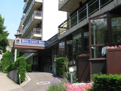 Hotel county house brussels belgium for Reservation hotel belgique