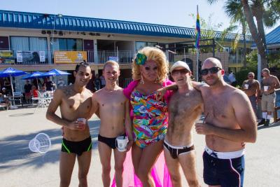 from Leighton gay bars st pete florida