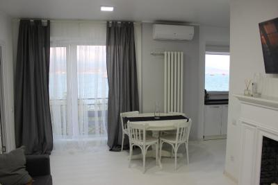 Apartments Serebriakova 47