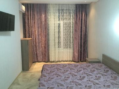 Apartments on Anapskaya ulitsa