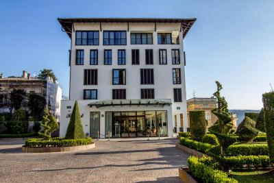 Design hotel royal kroatien opatija for Design hotel royal opatija
